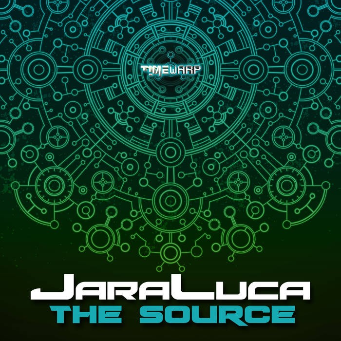 Timewarp Records - JARALUCA - The Source (timewarp042)