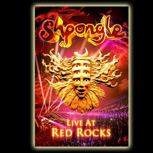 Twisted Records - SHPONGLE - Live At Red Rocks