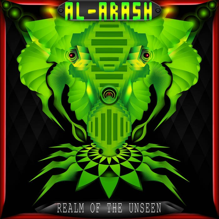 Multifrequency Records - AL-ARASH - Realm Of The Unseen