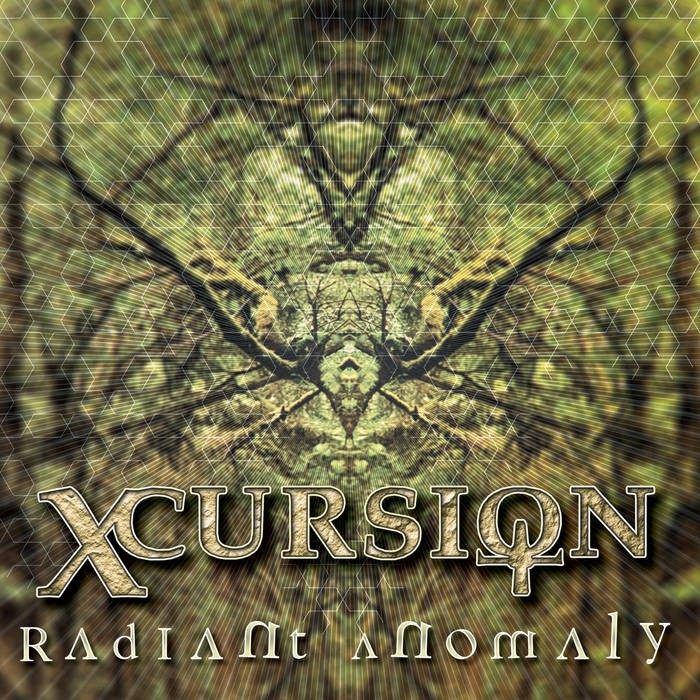 Multifrequency Records - XCURSION - Radiant Anomaly