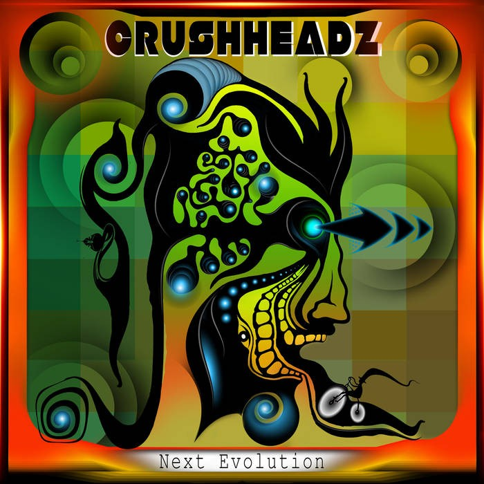 Multifrequency Records - CRUSHHEADZ - Next Evolution