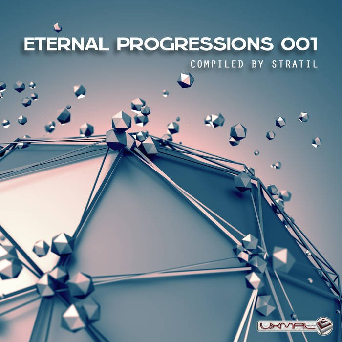Uxmal Records - .Various - Eternal Progressions 001