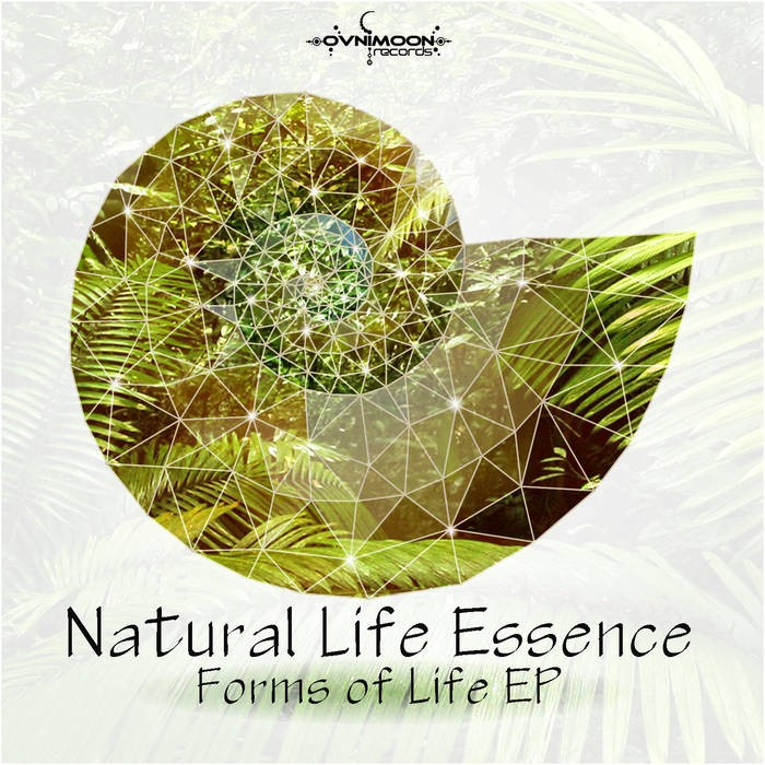 Ovnimoon Records - NATURAL LIFE ESSENCE - Forms of Life (ovniep203)