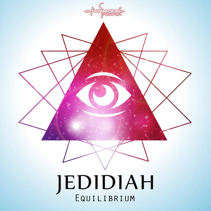 Ovnimoon Records - JEDIDIAH - Equilibrium (ovniep204)