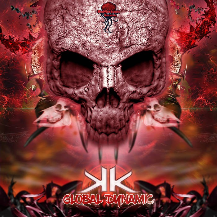 Biomechanix Records - KONNEKTOR - Global Dynamic