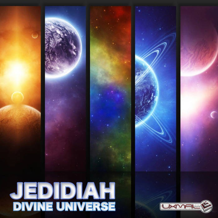 Uxmal Records - JEDIDIAH - Divine Universe