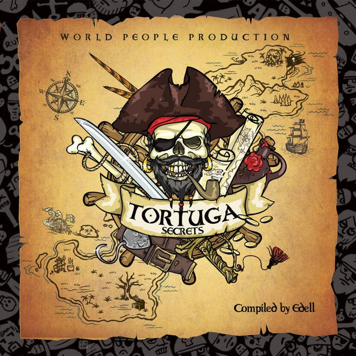 World People - .Various - Tortuga Secrets