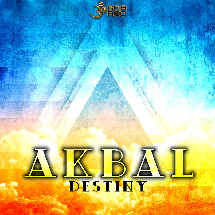 Goa Records - AKBAL - Destiny (goaep213)