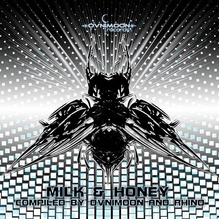 Ovnimoon Records - RHINO & OVNIMOON - Milk & Honey (ovniLP915)
