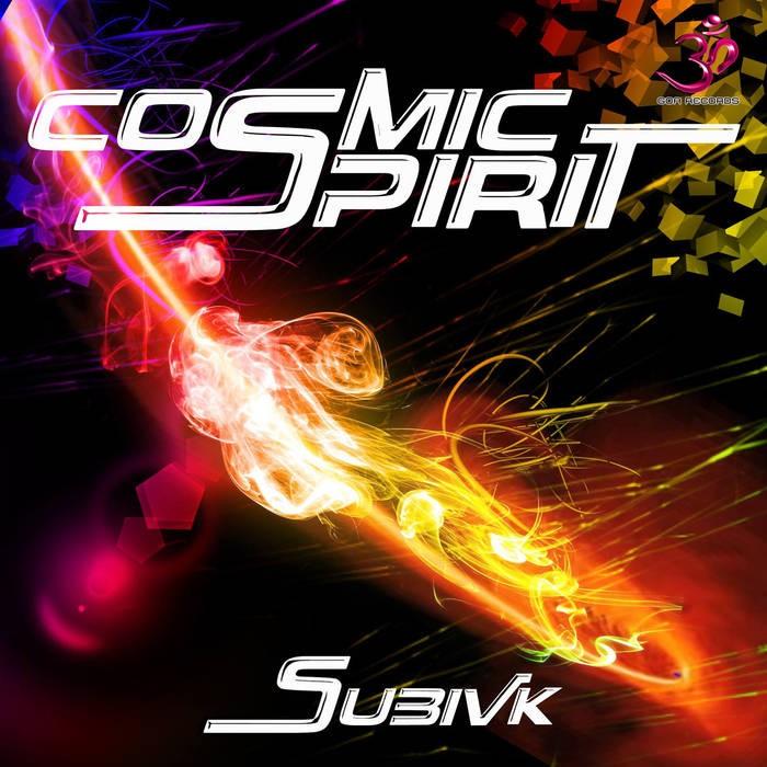 Goa Records - SUBIVK - Cosmic spirit (goaep214)