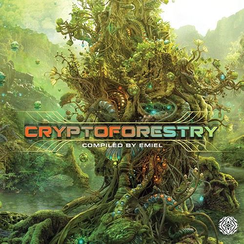 Sangoma Records - .Various - Cryptoforestry Compiled by Emiel