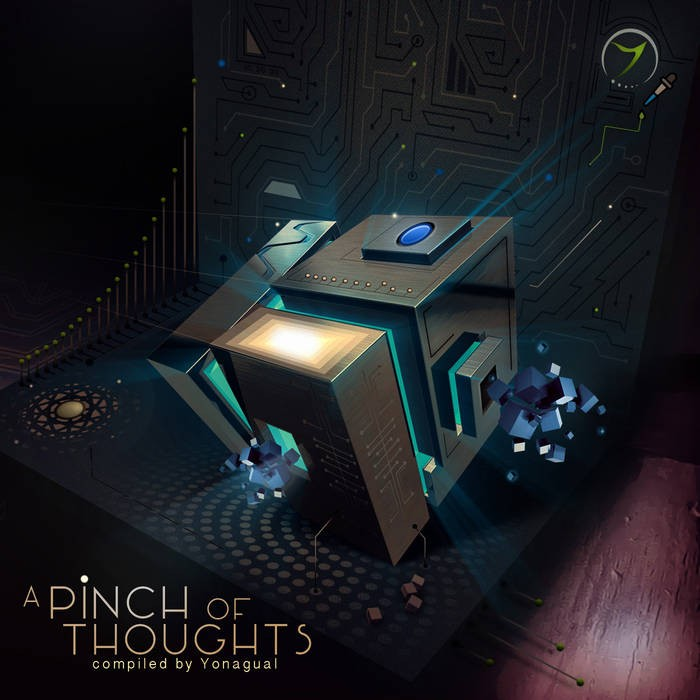 Zenon Records - .Various - A Pinch of Thought