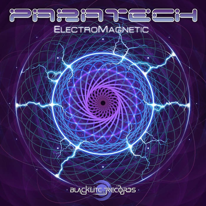 Blacklite Records - PARATECH - ElectroMagnetic