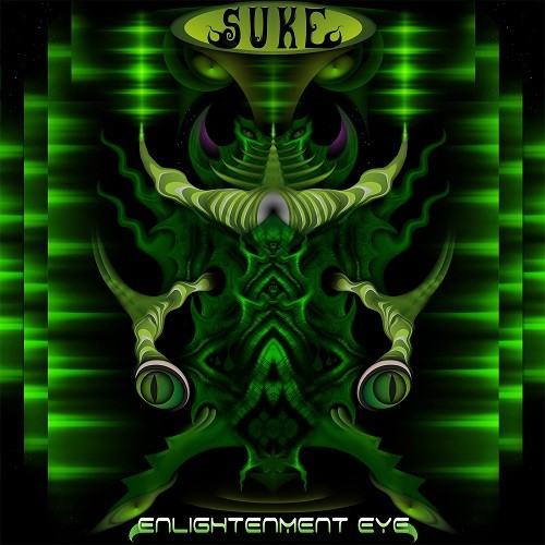 Multifrequency Records - SUKE - Enlightenment Eye