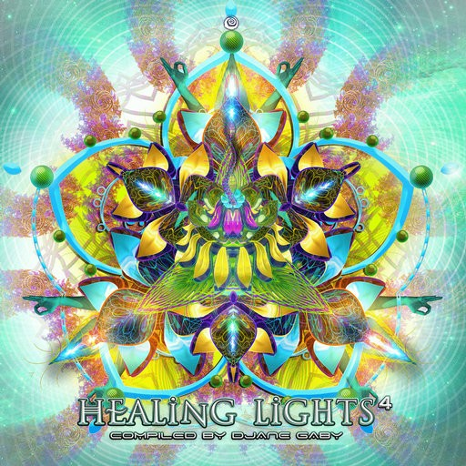 Spiral Trax Records - .Various - Healing Lights Vol 4