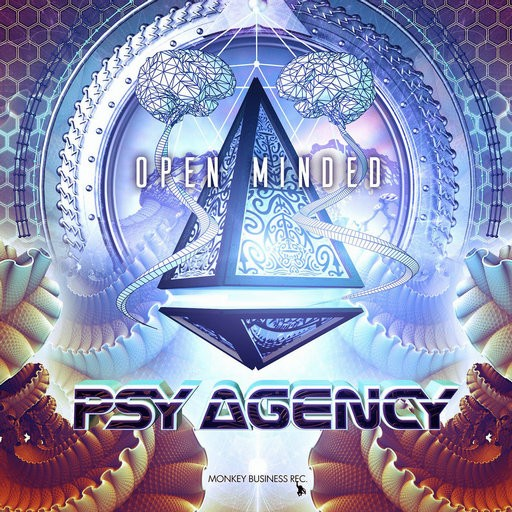 Monkey Business Records - PSY AGENCY - Open Minded