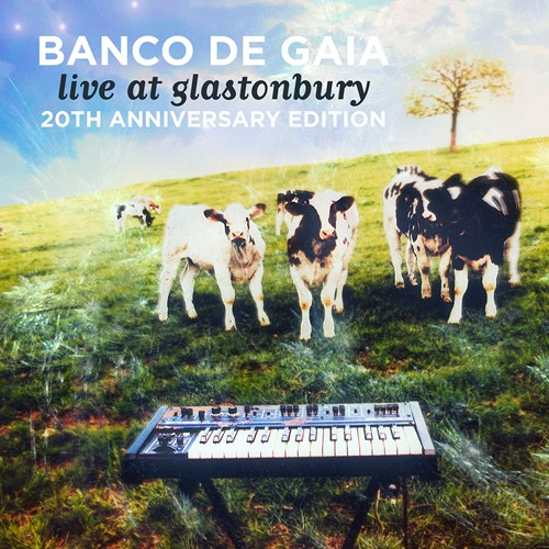 Disco Geko Recordings - BANCO DE GAIA - Live at Glastonbury 20th Anniversary Edition
