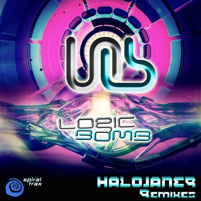 Spiral Trax Records - LOGIC BOMB - Halojaner (Remix) (SPIT076)