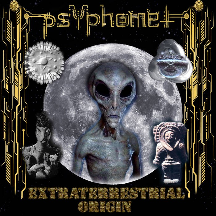 Multifrequency Records - PSYPHOMET - Extraterrestrial Origin