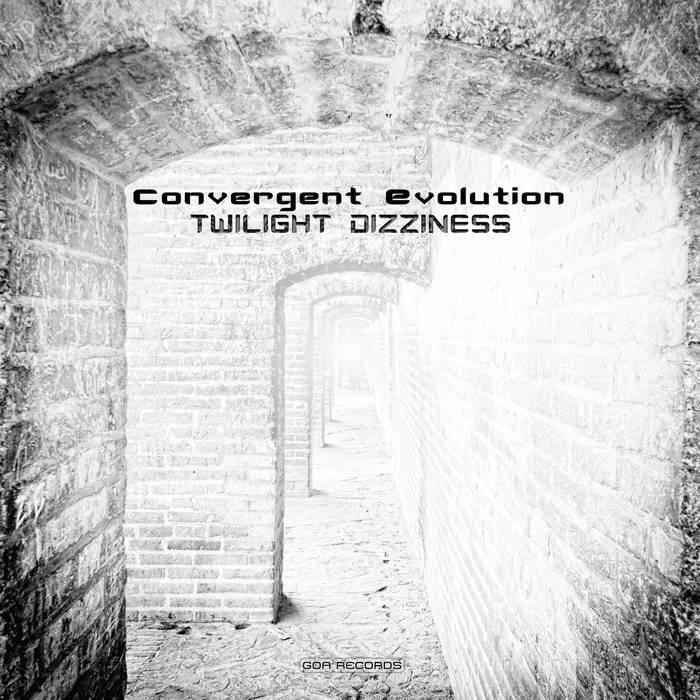 Goa Records - CONVERGENT EVOLUTION - Twilight Dizzines (goaLP033)