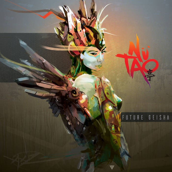 Spaceradio Records - NU TAO - Future Geisha