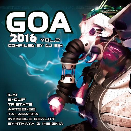Yellow Sunshine Explosion - .Various - Goa 2016 Vol 2