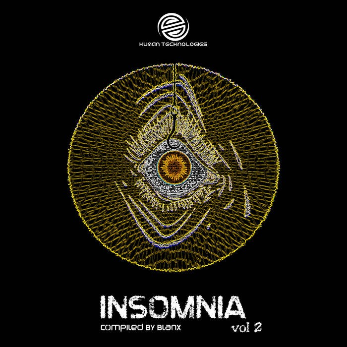 Human Technologies Records - .Various - Insomnia Vol 2