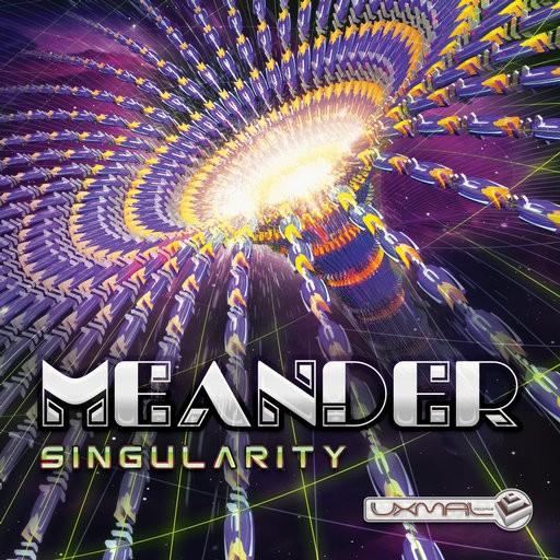 Uxmal Records - MEANDER - Singularity