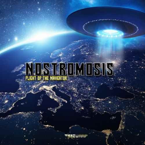 Timewarp Records - NOSTROMOSIS - Flight Of The Navigator