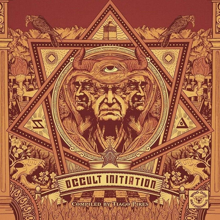 Woo-Dog Records - .Various - Occult Initiation