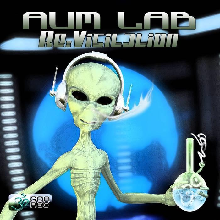Goa Records - AUM LAB - Revisitation (goaLP035)