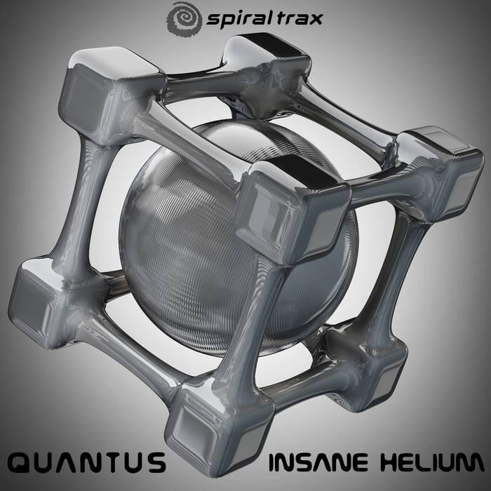 Spiral Trax Records - QUANTUS - Insane Helium (SPIT079)