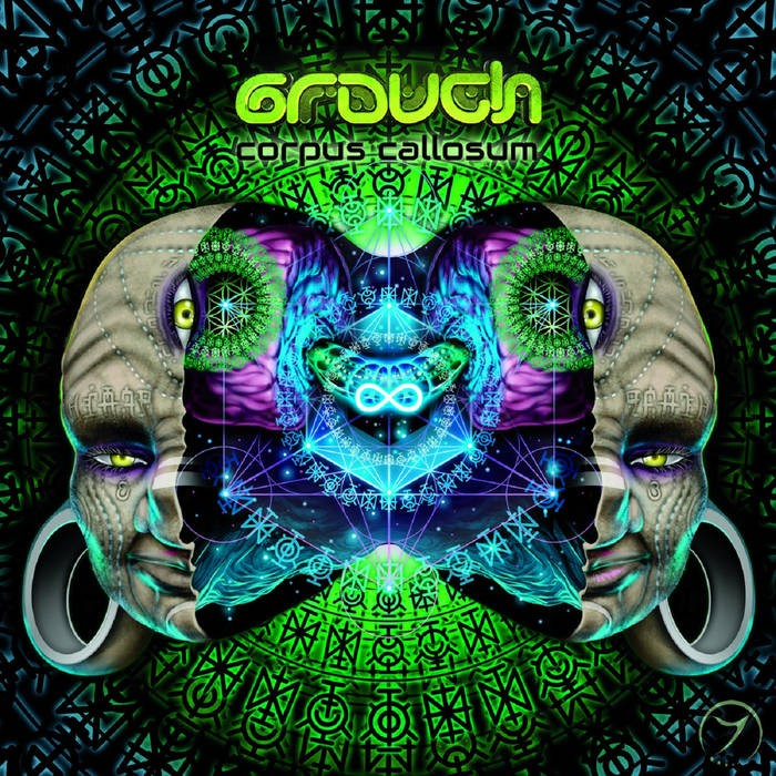 Zenon Records - GROUCH - Corpus Collosum
