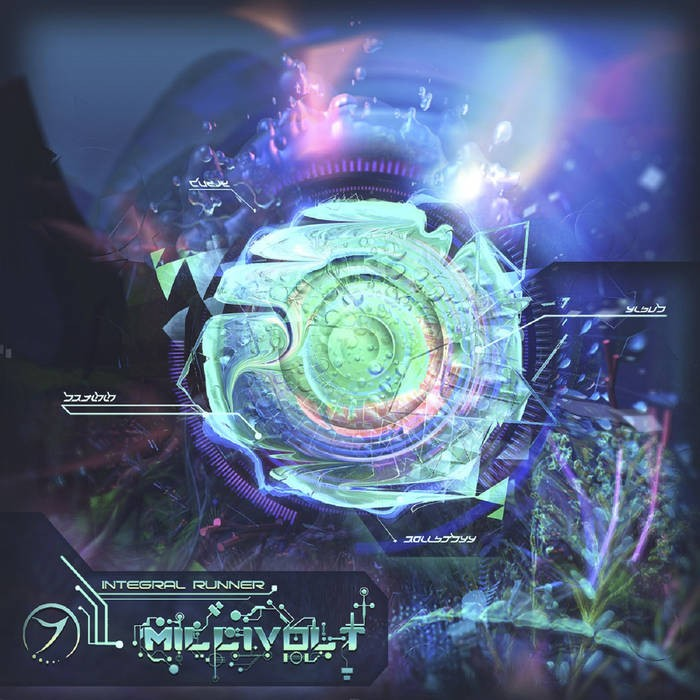 Zenon Records - MILLIVOLT - Integral Runner