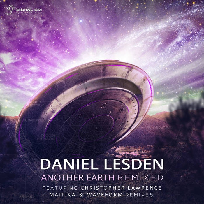 Digital Om - DANIEL LESDEN - Another Earth Remixed