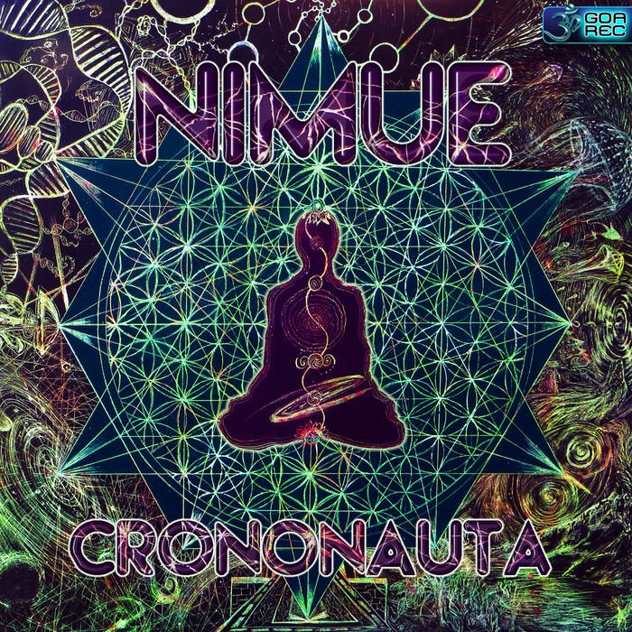 Goa Records - NIMUE - Crononauta (goaLP038)