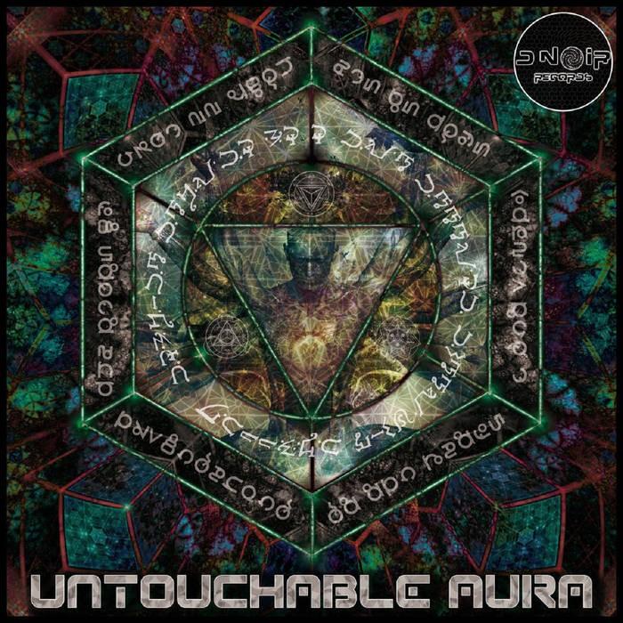 D Noir Records - .Various - Untouchable Aura [Yin]