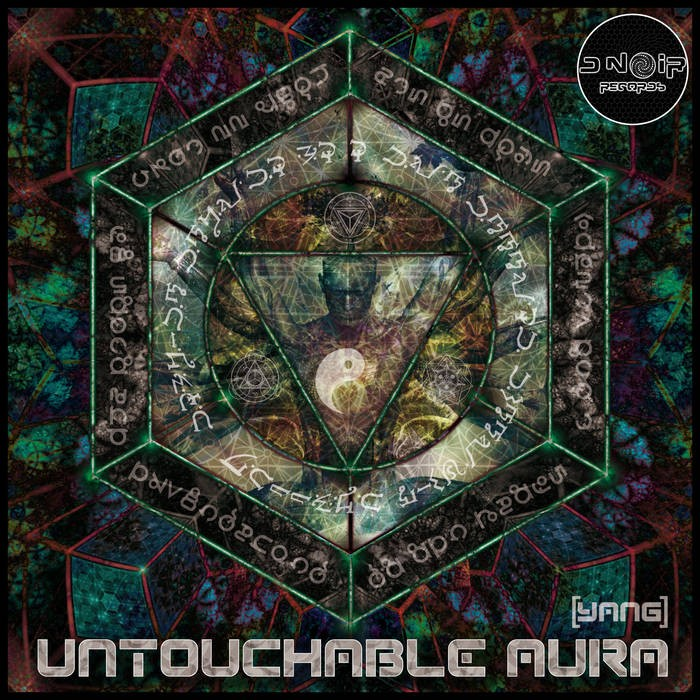 D Noir Records - .Various - Untouchable Aura [Yang]