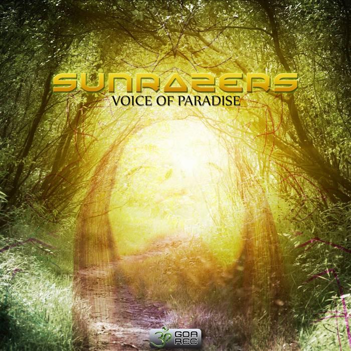 Goa Records - SUNRAZERS - Voice of Paradise