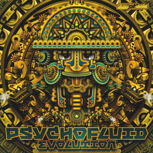 Morphonic Records - .Various - Psychofluid:Evolution