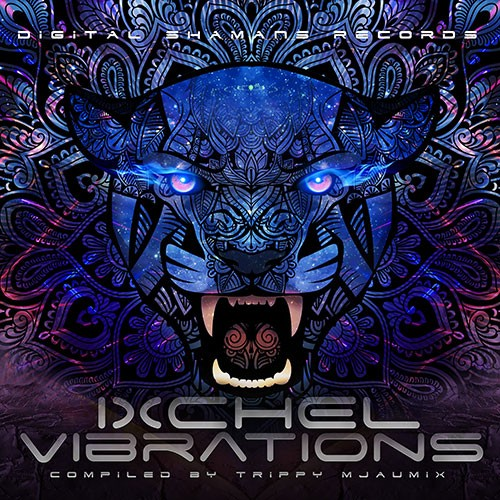 Digital Shamans Records - .Various - Ixchel Vibrations