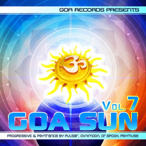 Goa Records - .Various - Goa Sun Vol 7