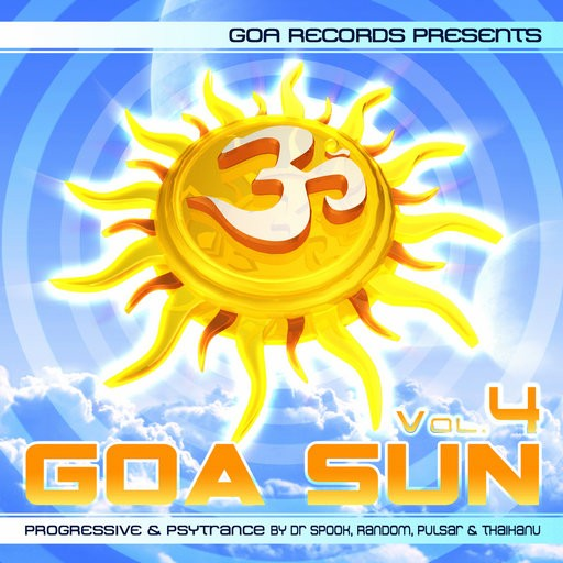 Goa Records - .Various - Goa Sun Vol 4