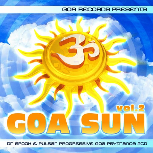 Goa Records - .Various - Goa Sun Vol 2