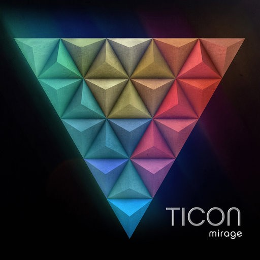 Iboga Records - TICON - Mirage