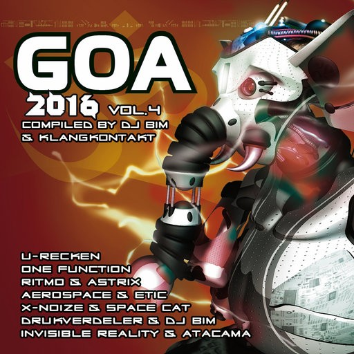 Yellow Sunshine Explosion - .Various - Goa 2016 Vol 4