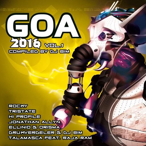 Yellow Sunshine Explosion - .Various - Goa 2016 Vol 1