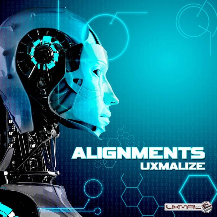 Uxmal Records - ALIGNEMENTS - Uxmalize