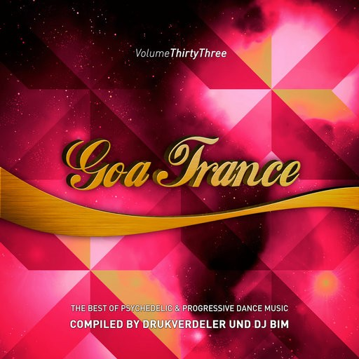 Yellow Sunshine Explosion - .Various - Goa Trance Vol 33