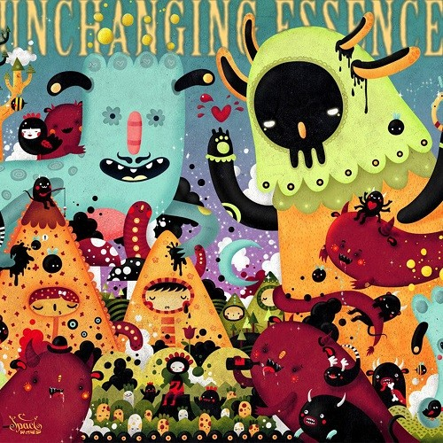 Spaceradio Records - CHOOP PROJECT - Unchanging Essence